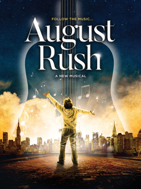 AUGUST RUSH to Make World Premiere in Chicago; Creative Includes John Doyle, Glen Berger, Mark Mancina, and more