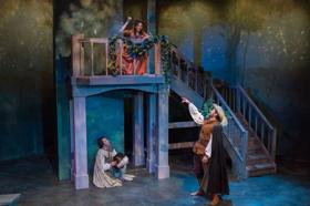 BWW Review: CYRANO DE BERGERAC at Perseverance Theatre