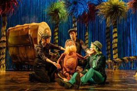 DR. SEUSS'S THE LORAX Begins This Weekend at the Royal Alexandra Theatre