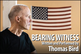 BEARING WITNESS Examines Father-Son Story of War Trauma, Holocaust, Healing at Oydssey Theatre