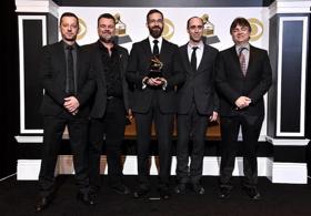 The Travelin' McCourys Win GRAMMY for 'Best Bluegrass Album'