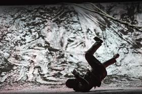 Broadwayworld Dance Review: Akram Khan's Xenos at the Lincoln Center White Light Festival, November 1, 2018.