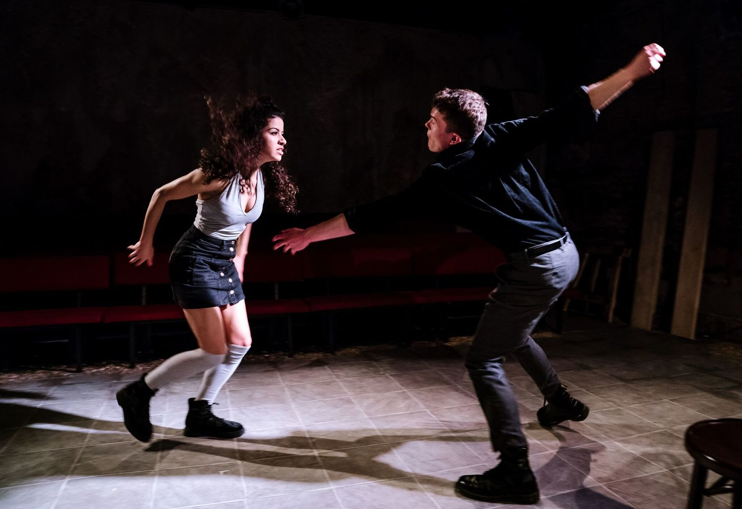 BWW Review: EAST, King's Head Theatre
