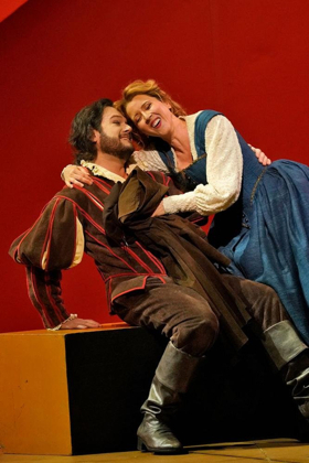 BWW Review: RIGOLETTO at Dorothy Chandler Pavilion