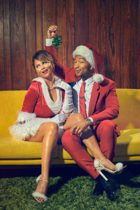 NBC to Premiere A LEGENDARY CHRISTMAS WITH JOHN AND CHRISSY