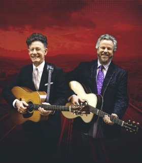 Luther Burbank Center for the Arts Presents AN EVENING WITH LYLE LOVETT AND ROBERT EARL KEEN