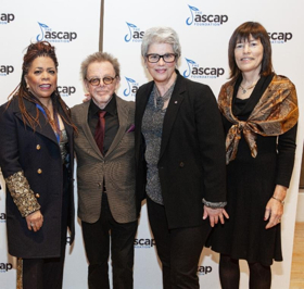 ASCAP Foundation Honors Valerie Simpson and Melinda Wagner