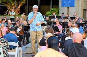 BWW Blog: Hawai'i Symphony Orchestra Celebrates Triumph over Subjugation at Bank of Hawaii Pop-Up Concert
