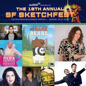 SF Sketchfest Adds Weird Al, Rhett Miller, Bobby Moynihan and More To 2019 Comedy Festival