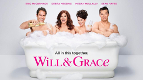 Bid Now on Two Tickets to a Taping of NBC's Will & Grace Plus a Behind-the-Scenes Tour!