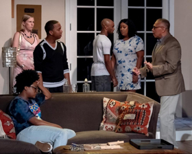 STICK FLY By Lydia R. Diamond Announced at Fells Point Corner Theatre