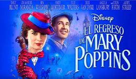 STAGE TUBE: Banda sonora en castellano de EL REGRESO DE MARY POPPINS