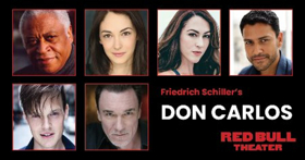Red Bull Theater Presents One-Night-Only Reading Of Schiller's DON CARLOS