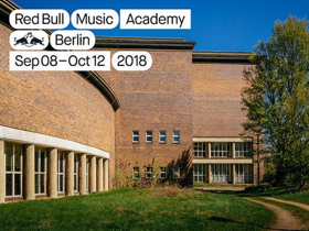Red Bull Music Academy Announces Berlin's Famed Funkhaus as 20th Anniversary Venue