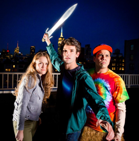 THE LIGHTNING THIEF: THE PERCY JACKSON MUSICAL Will Stop at The Kennedy Center