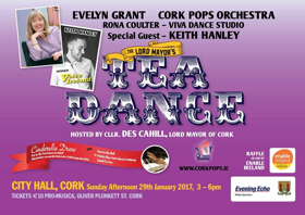The Lord Mayor's Tea Dance 2018 Gathers at City Hall