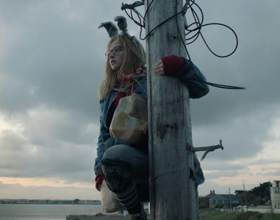 Zoe Saldana Fantasy Drama I KILL GIANTS Bought By RLJE Films