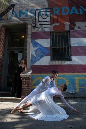 Ballet Hispanico Collaborates with The Apollo for CARMEN.MAQUIA