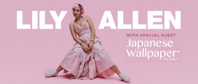 Final Release Tickets for Lily Allen's Tour On Sale Now