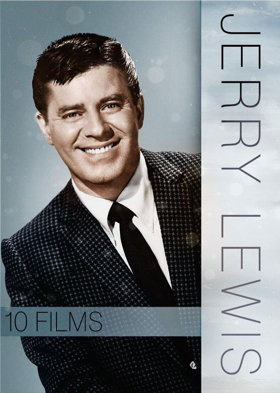 Celebrate Hollywood Icon Jerry Lewis with a New 10-Film Collection Out June 12