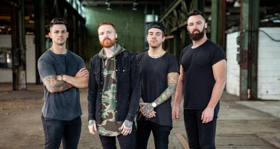 Memphis May Fire to Release BROKEN on 11/16