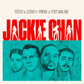 Tiesto & Dzeko Release JACKIE CHAN Featuring Post Malone and Preme