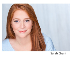 10 on Tuesday with SOUTHERN GOTHIC's Sarah Grant