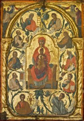'Icons of the Hellenic World' Opens at Museum of Russian Icons on June 22