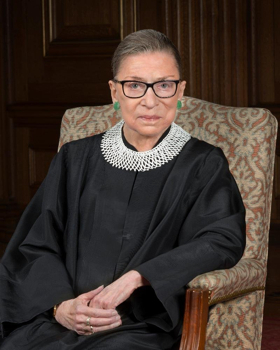 U.S. Supreme Court Justice Ruth Bader Ginsburg to Participate in Talkback for THE ORIGINALIST