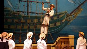 New York Gilbert & Sullivan Players to Set Sail Holiday Run of H.M.S. PINAFORE