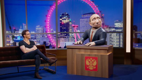 BBC Two Announces New Chat Show Hosted by Vladimir Putin