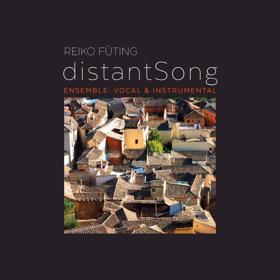 Composer Reiko Füting Releases International Portrait Album DistantSong On New Focus Recordings