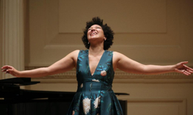 BWW Review:  Have You Met Ms. BULLOCK? JULIA, That Is, At Carnegie's Weill Recital Hall