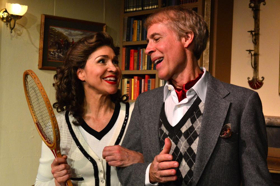 BWW Review: THE SECRET OF CHIMNEYS at the Lonny Chapman Theatre