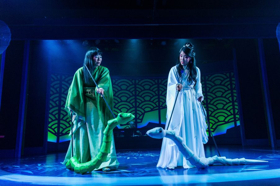 BWW Review: Constellation Theatre's Magical THE WHITE SNAKE