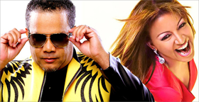 New Jersey Performing Arts Center Presents Héctor Acosta ('El Torito') and Milly Quezada