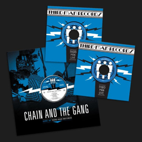 Third Man Records Releases Live Records By Chain & The Gang, and Viva L'American Death Ray Music