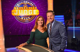 WHO WANTS TO BE A MILLIONAIRE Presents 'Celebrity Judge Week'