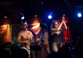 Leslie Margherita, Alice Ripley and More to Join The Skivvies for A HALLOWEEN HOOTENANNY