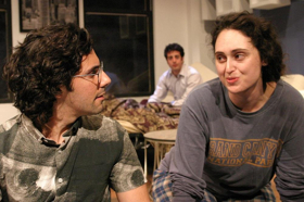 BWW Review: BAD JEWS Centers on a Devastatingly Funny Battle of Old Testament Proportions