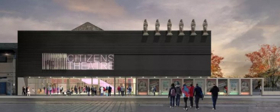Citizens Theatre Awarded  4.8 Million for Redevelopment Project
