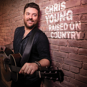 Chris Young's New Single RAISED ON COUNTRY Added To 65 Radio Stations On Official Impact Today