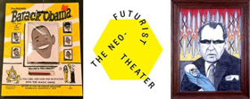 Neo-Futurist Theater Presents TRUMP'S MUG: PORTRAITS OF THE PRESIDENT One Night Only