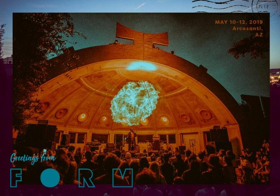 FORM Arcosanti Announces 2019 Dates