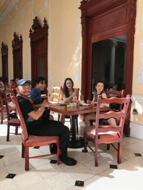 BLOGGING FROM THE YUCATAN - ERYC TAYLOR DANCE TOURS MEXICO