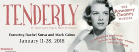 Georgia Ensemble Theatre to Stage TENDERLY, The Rosemary Clooney Musical