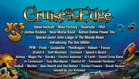 Cruise to the Edge 2019 Announces Final Lineup