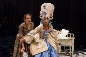 BWW Review: THE REVOLUTIONISTS: Make Art, Not War