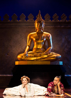 BWW Review: THE KING AND I on Tour at Bass Concert Hall