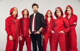 Netflix Secures Global Exclusive Overall Deal with LA CASA DE PAPEL Creator Alex Pina